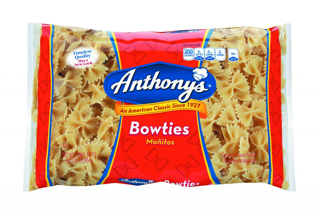 16oz-Bowties-1024x683 100% Semolina Bowties