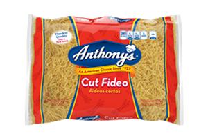 cut-Fideo-1 100% Semolina