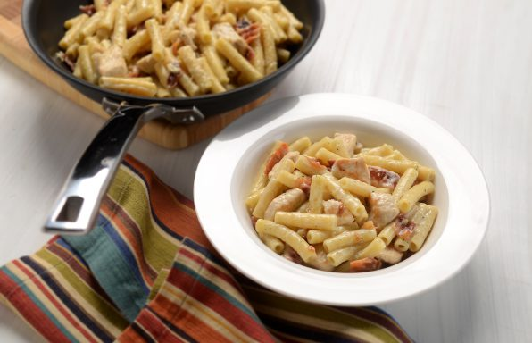 Bacon-Ranch-Chicken-Pasta-HR-1-596x384 Recipes