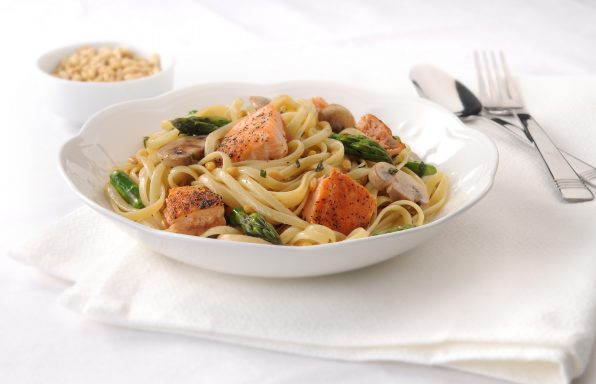 Linguine-with-Salmon-and-Asparagus-in-Brown-Butter-Sauce-596x384 Recipes