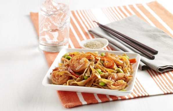 Pan-Fried-Noodles-with-Shrimp-596x384 Recipes