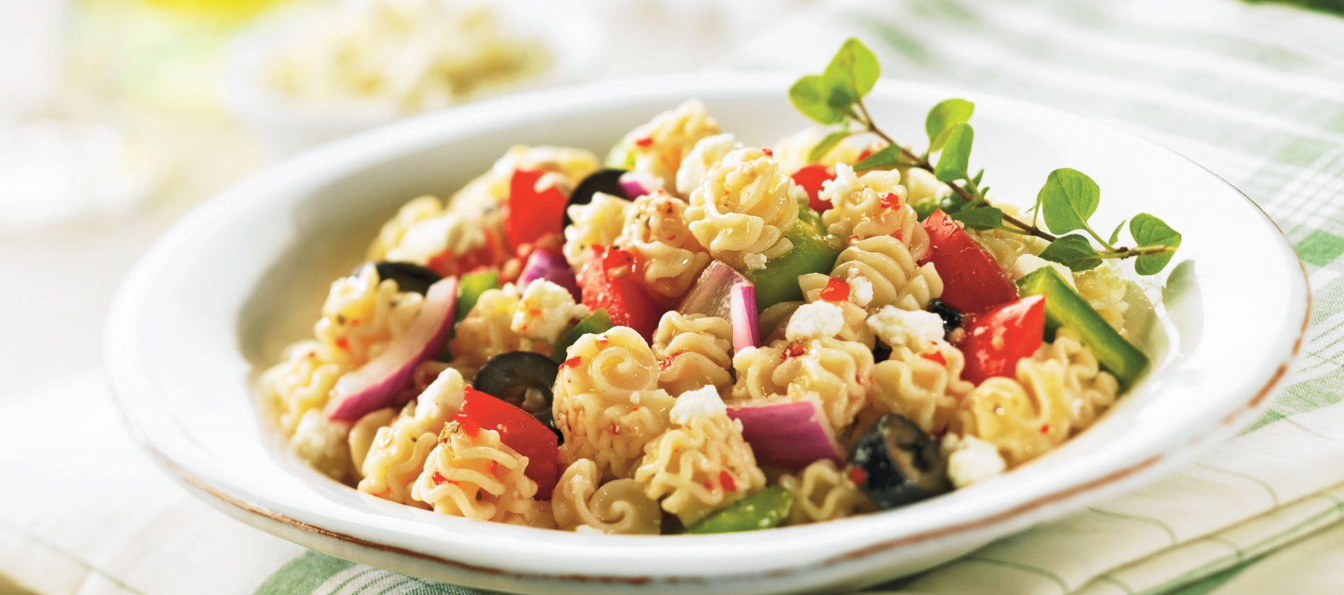 Radiatore-Greek-Pasta-Salad-1920x850 Greek Pasta Salad