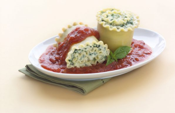 Spinach-Lasagna-Rolls-596x384 Recipes