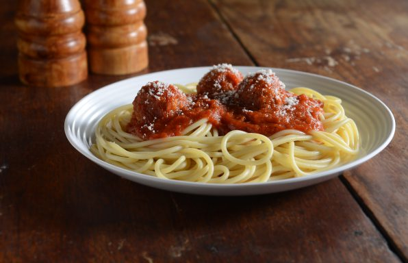 Vegetable-spaghetti-and-meatballs-1-HR-596x384 Recipes