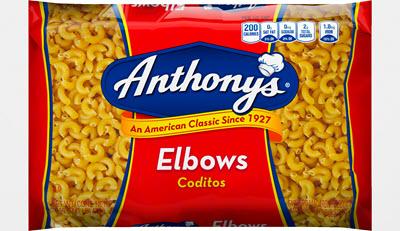 100-Elbows-400 100% Semolina Elbows