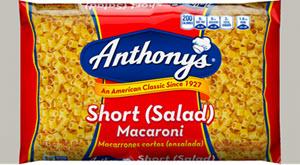 100-Short-Salad-Mac-300 100% Semolina