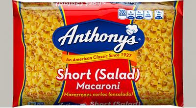 100-Short-Salad-Mac-400 100% Semolina Short (Salad) Macaroni