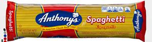 100-Spaghetti-300 100% Semolina